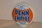Penn-Empire Opc Milkglass Globe