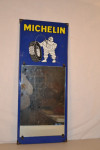Michelin Single-Sided Porcelain Sign With Mirror