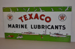 Texaco Single-Sided Sign