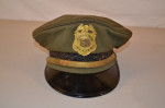 Peerless System Wool Hat With Badge