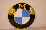 Early BMW Sign