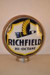 Richfield Hi-Octane Hp Metal Globe