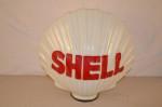 Shell Opc Milkglass Globe