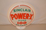 Sinclair Power-X Capco Globe