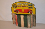Devoe Motor Car Finish Counter-Top Display