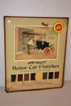 Acme Quality Motor Car Finishes Counter-Top Display