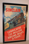 Sinclair Framed Poster