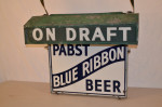 Pabst Blue Ribbon Lighted Canopy