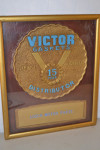Victor Gaskets Distributor Award