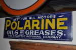 Polarine Single-Sided Tin Sign