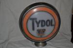Tydol Milkglass Globe