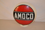 Amoco Gill Glass Body Globe