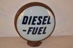 Diesel-fuel Lp Metal Globe