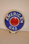 American Gas Glass Gill Globe