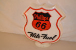 Phillips 66 Plastic Globe