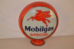 Mobilgas Hp Metal Globe