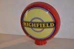 Richfield Hp Metal Globe