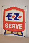 E-Z Serve Gasoline Pump Plate