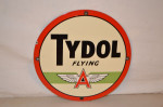 Tydol Flying A Pump Plate