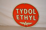 Tydol Ethyl Pump Plate