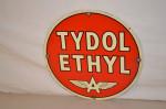 Tydol Ethyl Pump Plate