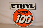 Super 100 Ethyl Pump Plate