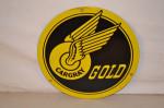 Cargray Gold Pump Plate