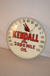 Kendall Round Thermometer