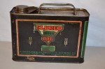 Eldred Motor Oil Flat Metal Can